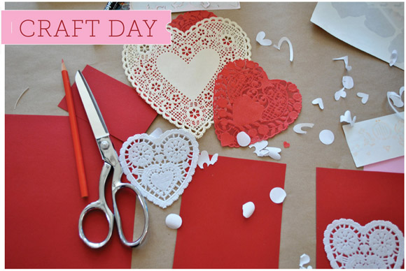 Make Valentine Cards – Make a Valentine Card
